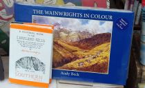 The Wainwrights in Colour Andy Beck (signed & numbered)
